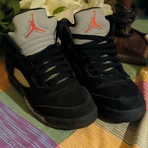 Air Jordan 5 Retro Black